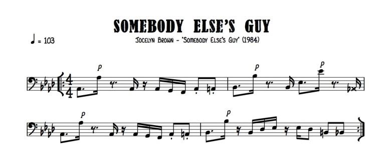 GOTW - Somebody elses guy
