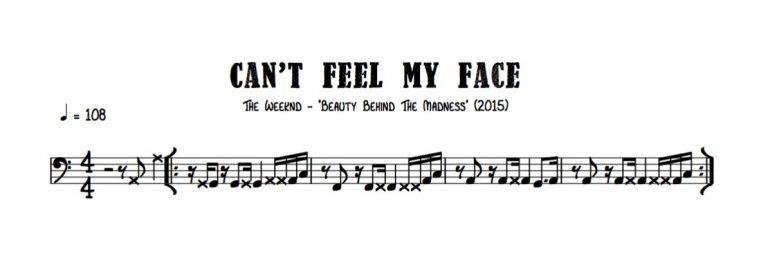 GOTW Can t Feel My Face