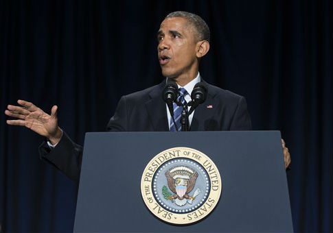 Obama Attends Prayer Breakfast with Sudaneese Official Accused of Genocide