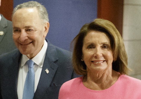Image result for nancy pelosi and chuck schumer, photos