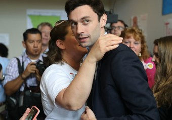Only 2.5% of New Contributions to Jon Ossoff Came From Georgia