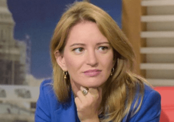 MSNBC's Katy Tur: Why Don't Democrats Just Get People to Move From California to Wisconsin and Michigan?