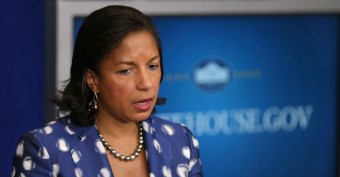 After Being Accused of Unmasking Americans, Susan Rice Gives Trump National Security Advice