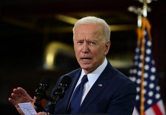 Biden Trips on the Border