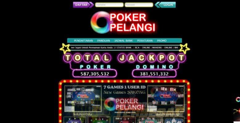 pokerpelangi POKERV terbaik diindonesia