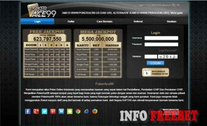 pokerace99.org Agen poker uang asli terpercaya di indonesia