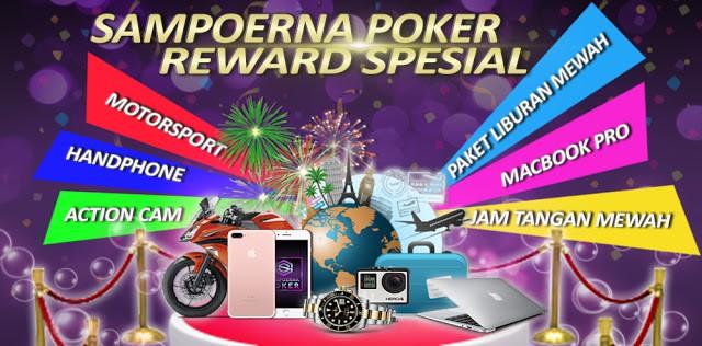 Hot promo dari Sampoernapoker Dapatkan Freechips & Iphone 7 Gratis