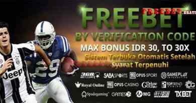 Freebet Gratis 30.000 Tanpa Deposit Dari QQ724.com