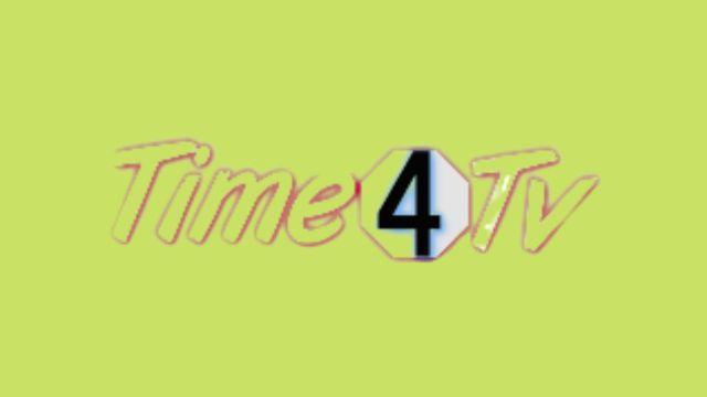 time4Tv live cricket stream site logo