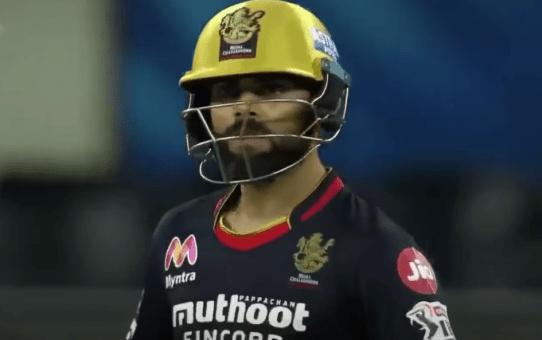 Kohli - The highest run scorer in IPL