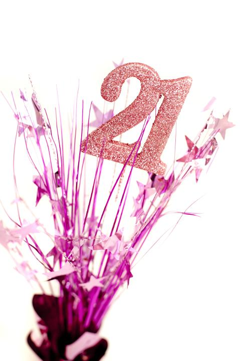 21St Birthday Clip Art Pictures