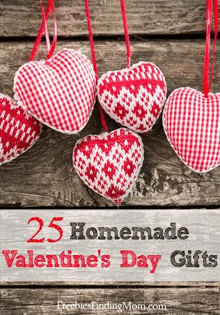 25 Heartfelt Homemade Valentines Day Gifts