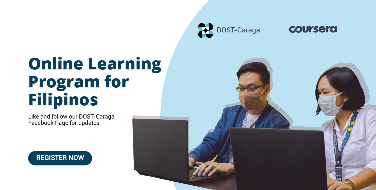 Get free courses and certificates on Coursera when you enroll for the DOST Coursera Grant