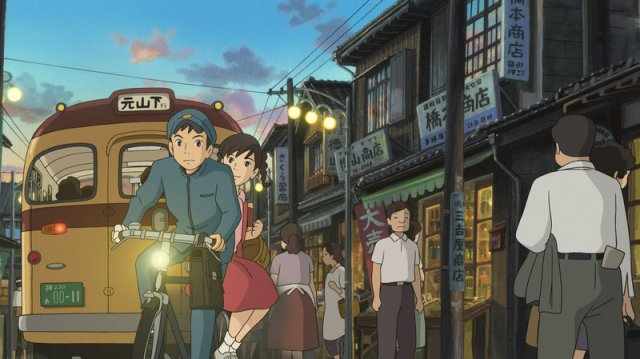 From Up on Poppy Hill | Studio Ghibli