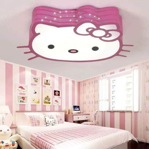 This Condo Unit is a Hello Kitty Lover's Dream