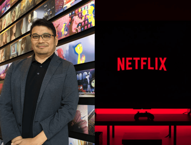 Inside Out's Ronnie del Carmen teams with Netflix for a Philippine mythology film