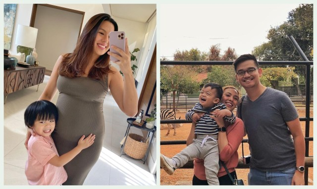 Nikki Gil Is Expecting Her Second Child With Husband BJ Albert