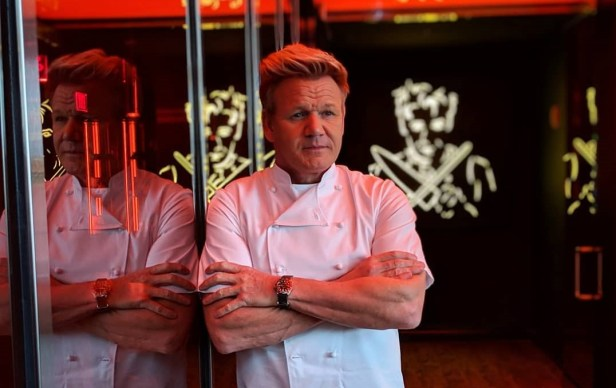 """Gordon Ramsay To Star In New Cooking Competition Show """"Next Level Chef"""""""