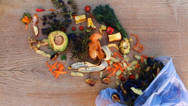 How to Lessen Your Food Waste