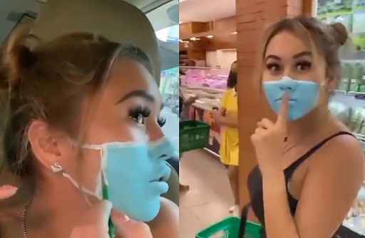 Bali banishes two YouTubers for their painted-on face mask prank