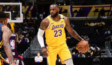 Lebron James Not Suspended Over Violation of COVID-19 Protocols