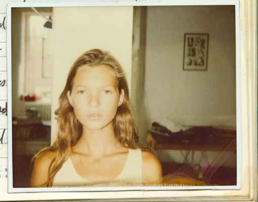 Check Out These Supermodels' Polaroids Before They Dominated Runways