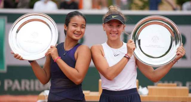 FreebieMNL - Alex Eala captures second juniors Grand Slam Title in 2021 French Open