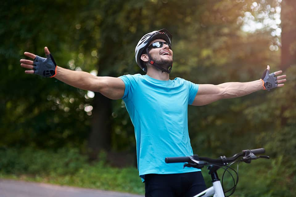 The Real Benefits of Cycling