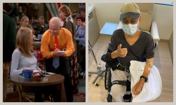 """James Michael Tyler From """"Friends"""" Opens Up About Being Diagnosed With Cancer"""