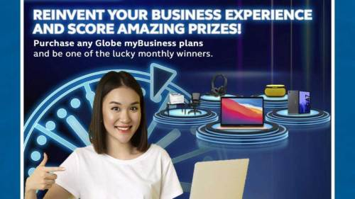 FreebieMNL - Three Reasons Why SMEs Should Subscribe to Globe myBusiness
