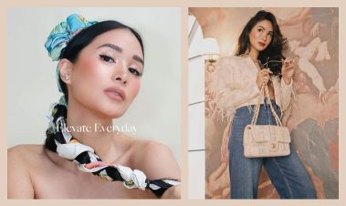 Heart Evangelista Becomes The First Filipina To Join A Global Salvatore Ferragamo Campaign