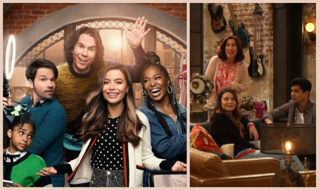"""Returning """"iCarly"""" Characters We Spotted In The Reboot Trailer"""