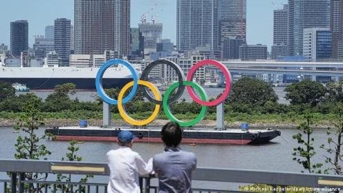 Two Athletes Test Positive in Tokyo Olympic Village