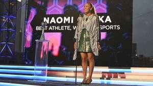 FreebieMNL - Naomi Osaka Wins Best Female Athlete at ESPYs