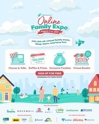 Edamama hosts the country's first virtual Family Expo
