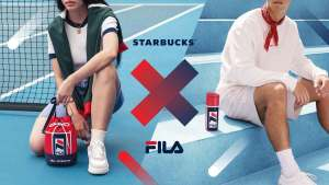 FreebieMNL - Gear Up with the Starbucks x FILA Collection