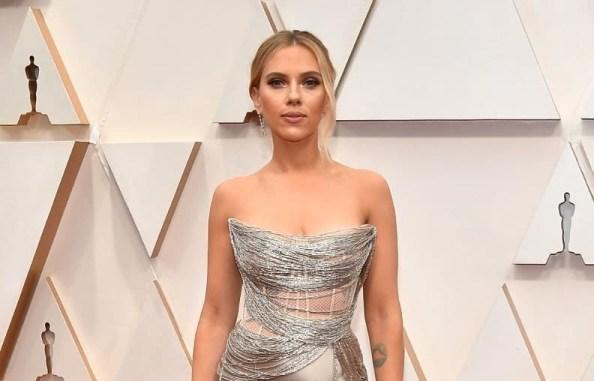 Scarlett Johansson To Launch Her Own Beauty Line In 2022