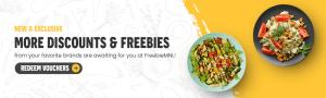FreebieMNL Vouchers