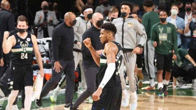 FreebieMNL - The Milwaukee Bucks Win the NBA Championship
