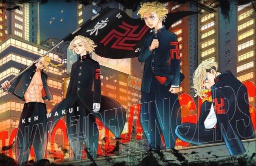 'Tokyo Revengers' breaks Attack on Titan's eight-year manga sales record