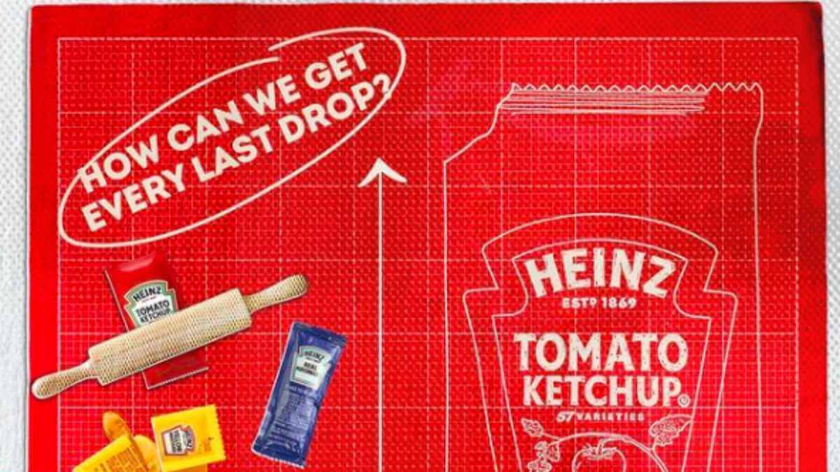 Squeeze Out Every Drop From Your Ketchup Packets With This Gadget From Heinz