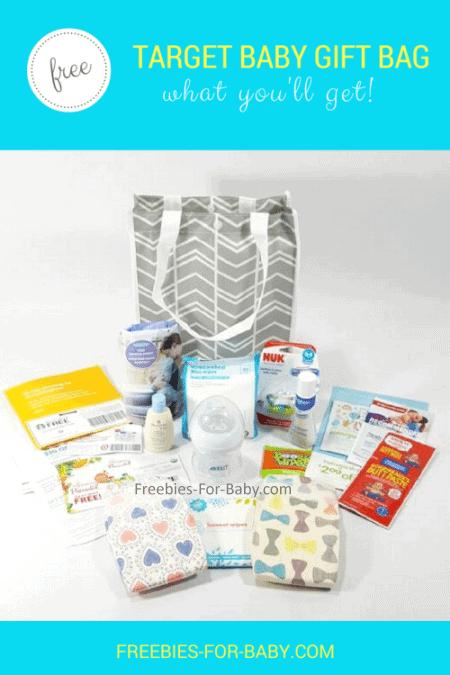 Free Target Baby Registry Gift Bag 50 Value