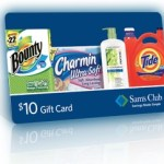 Sams Club P&G offer