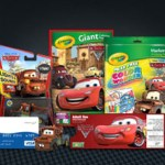 Kimberly Clark Cars 2 promotion