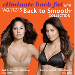 Warner's Back to Smooth Bra Rebate