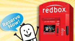 Free Game Rental at Redbox