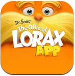 Free iTunes App The Official Lorax App