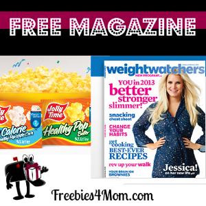 Free Weight Watchers