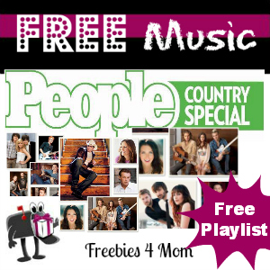 Free Music: People Magazine Spring Country Playlist