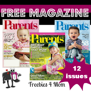 Free Parents Magzine (12 issues)